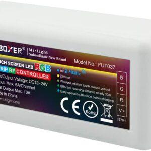 Controller Banda LED 4 zone RGB 2.4 Ghz FUT037