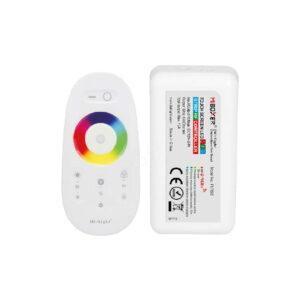 Controller cu telecomanda touchscreen RGB FUT025