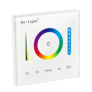 Controller de perete pentru banda LED RGB ,RGBW, RGB+CCT P3